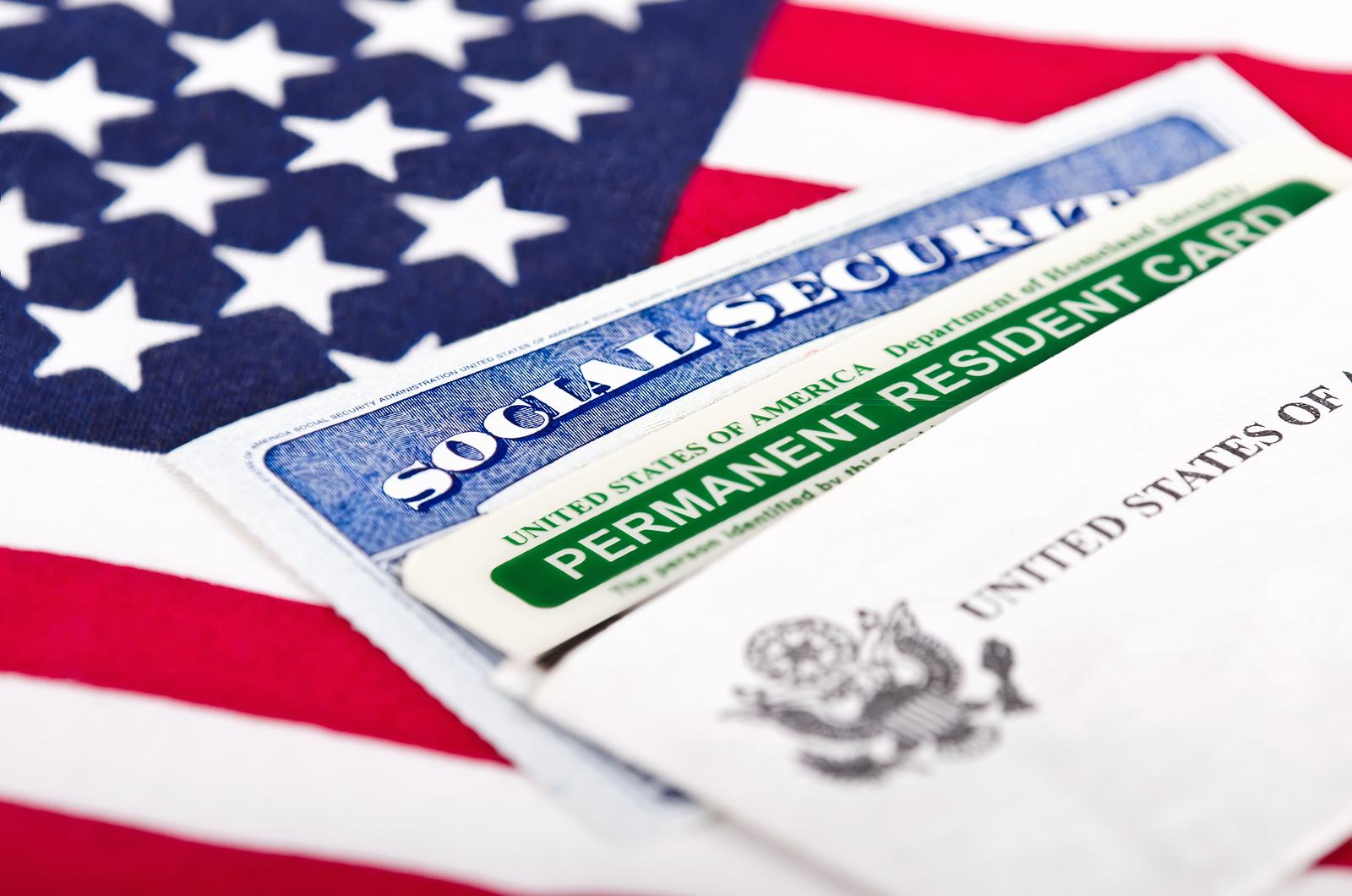 Green+Card green-card